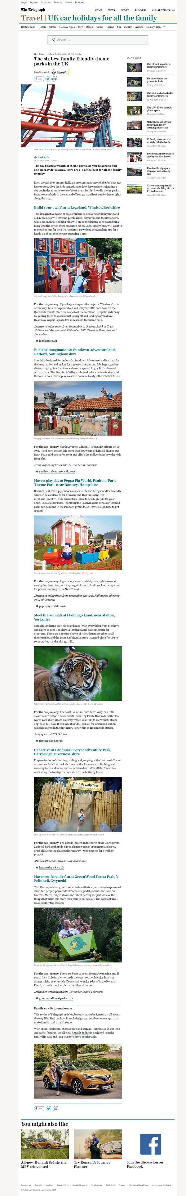 family-friendly-Theme-parks
