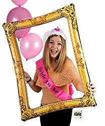Pink /& White Team Bride Hen Party Range 10 x Team Bride Hen Party Selfie Challenge Cards All Tied Up UK Ltd Hen Party Accessory Photo Selfie Game