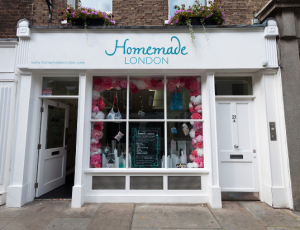 Homemade London craft workshop