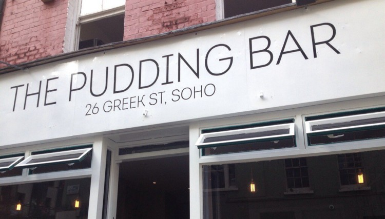pudding bar soho london pop up