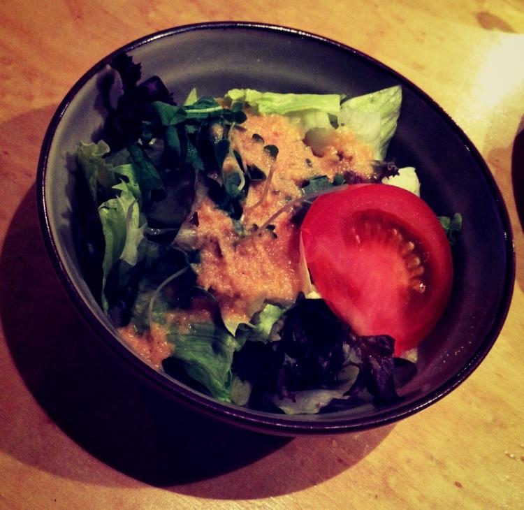 Benihana Salad