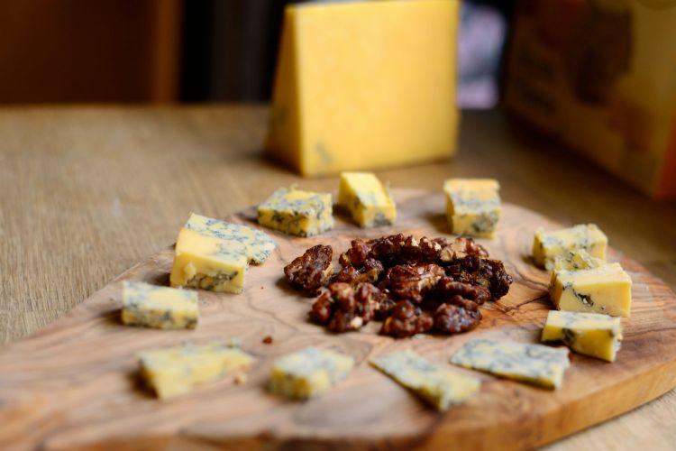 Parisian cheesemaker Androuets, Spitalfields