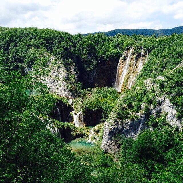 Plitvice Lakes ('Plitvička jezera' in Croatian)