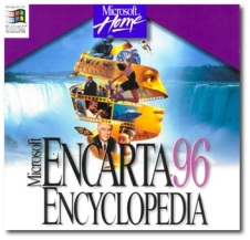 microsoft encarta encyclopedia