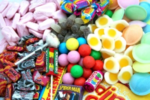 retro penny sweets
