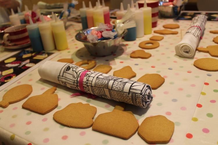 biscuiteers biscuit icing cafe workshop teaching school london