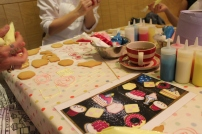 The icing class at Biscuiteers