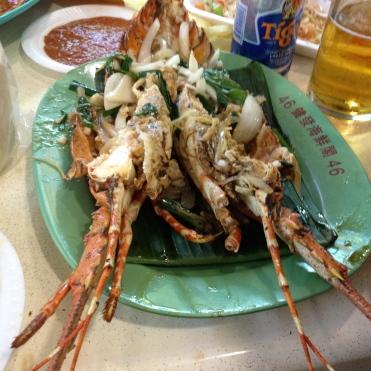 newton food market stall food singapore