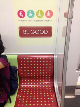 singapore mrt train sign priority seat