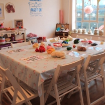 tea and crafting craft cafe camden