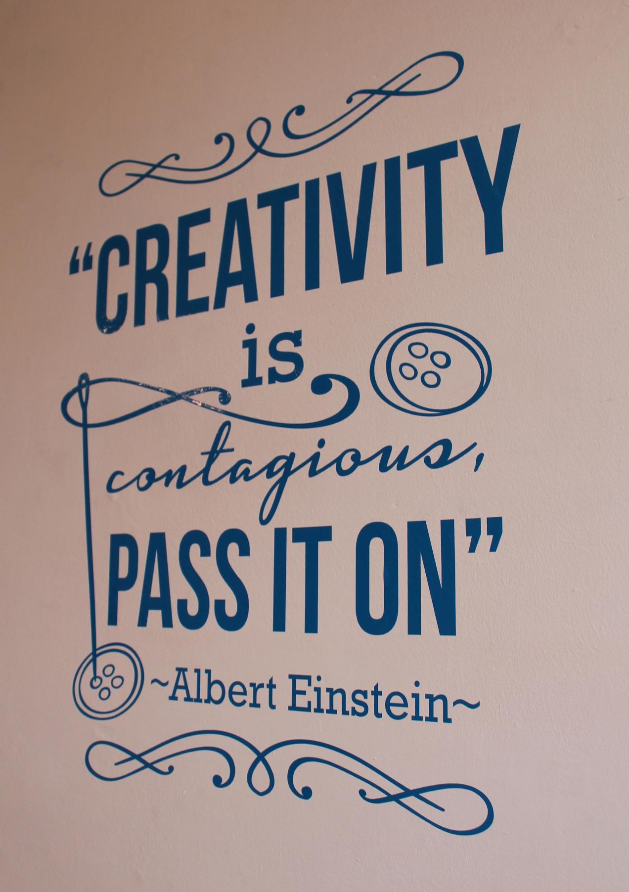 creativity quote albert einstein