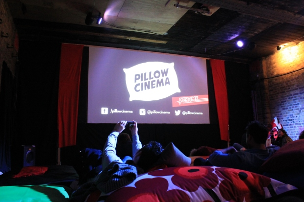 pillow cinema hot tub cinema shoreditch