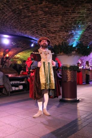medieval king