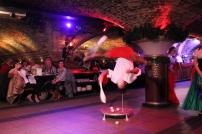 medieval juggler entertainment