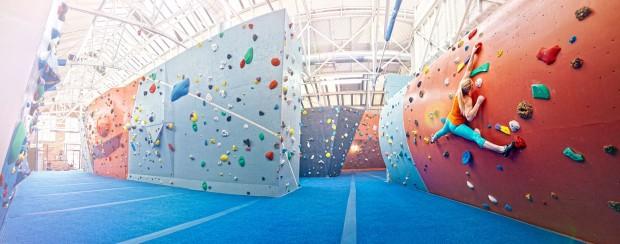 arch climbing wall bermondsey rock climbing