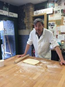 aidan chapman baker bread ahead