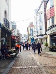 hastings old town george street