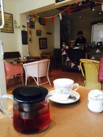 tea beside the sea cafe hastings