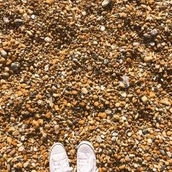 shingle beach hastings