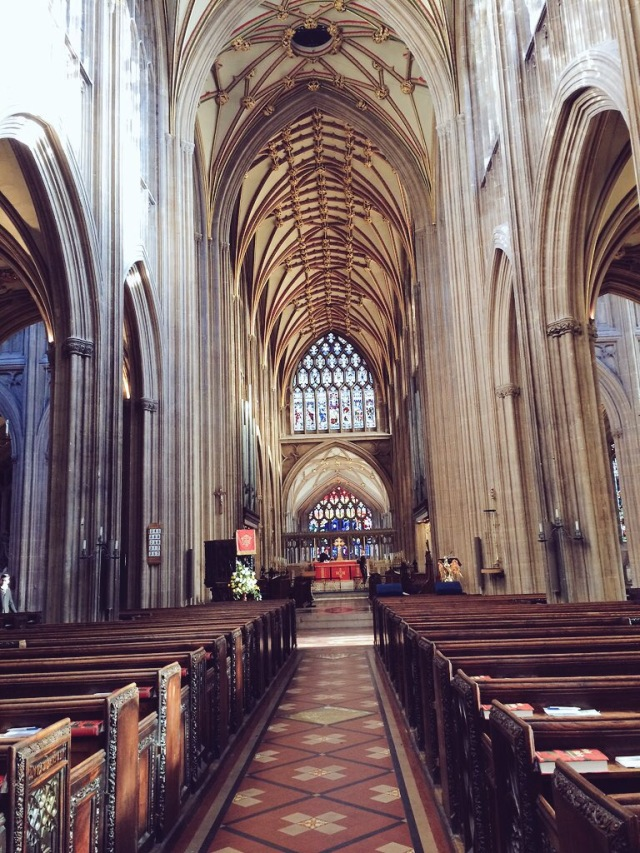 st mary redcliffe church bristol