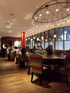 refuel restaurant soho hotel