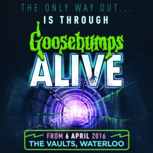goosebumps alive waterloo experience april spooky