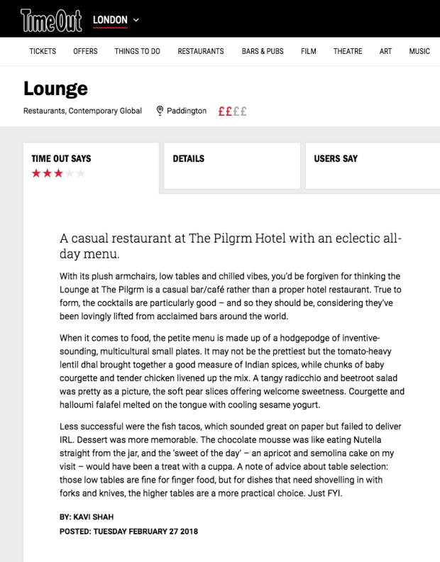 the-pilgrm-paddington-review